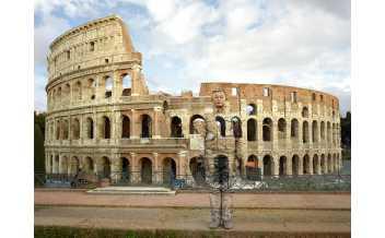Colosseo n°2, Roma,2017, Courtesy Boxart, Verona