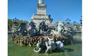 Place des Quinconces, Bordeaux