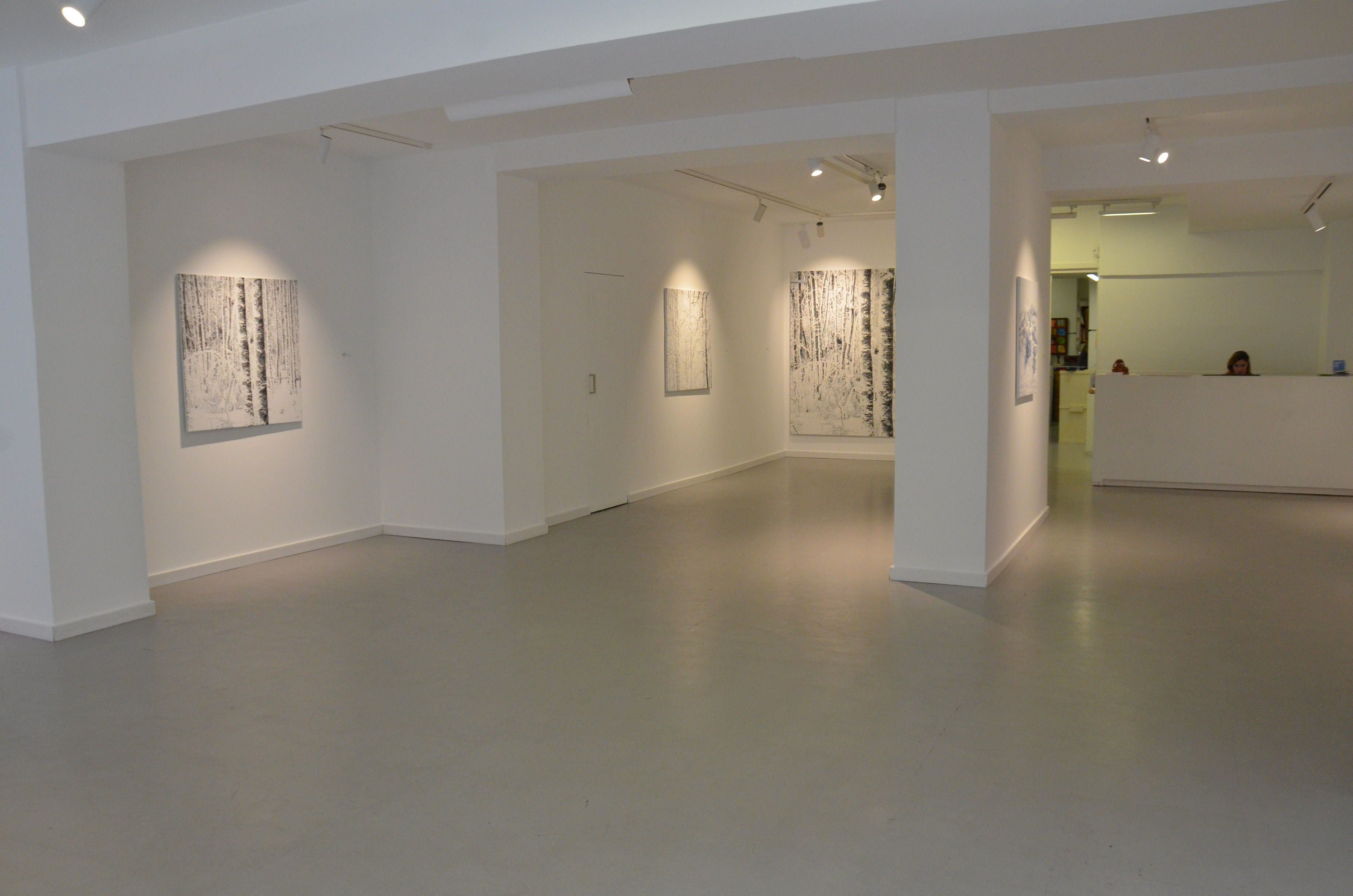 3 Punts Gallery, Barcelona: All year