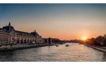 Музей д'Орсе (Musée d'Orsay), Париж: Круглый год