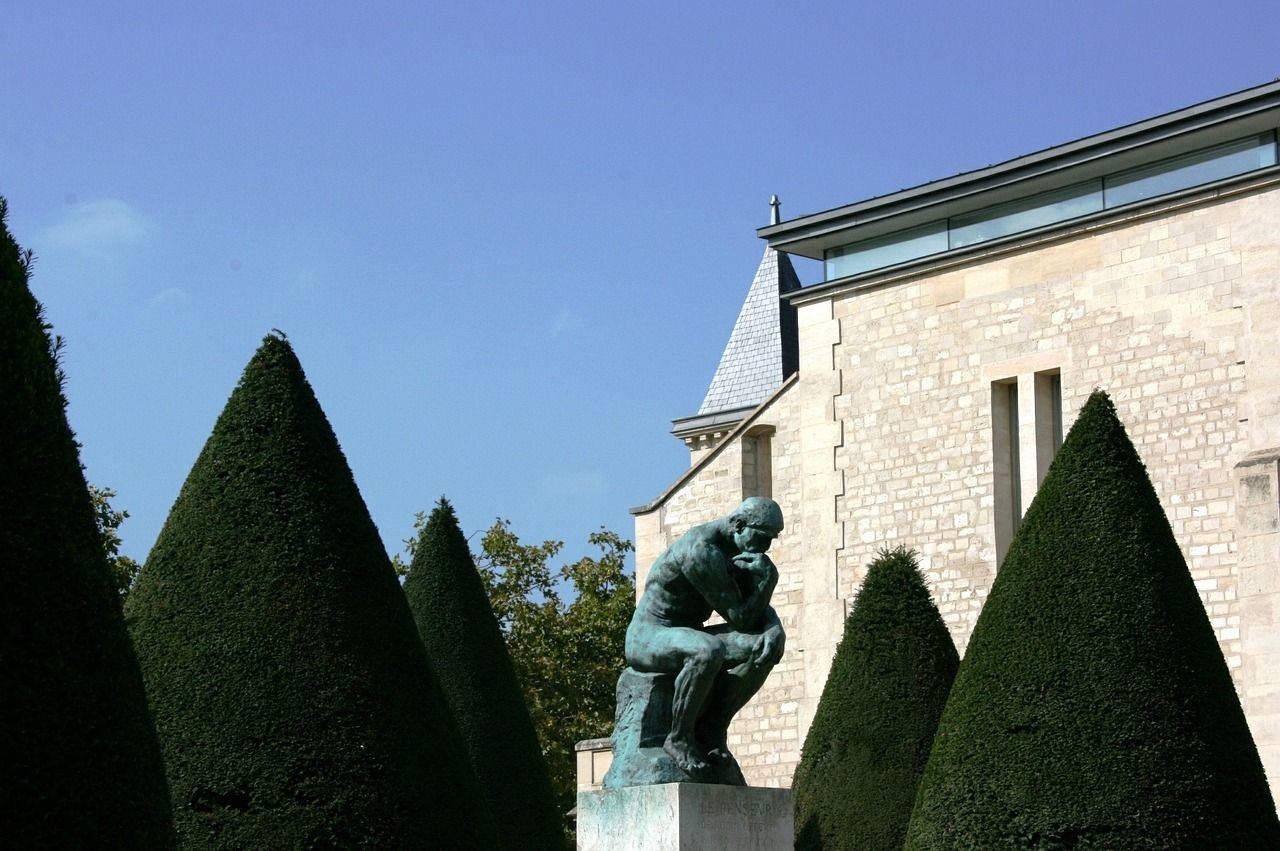 罗丹美术馆