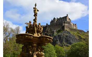 Edinburgh Castle: All year