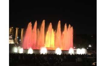 The Magic Fountain of Montjuïc, Barcelona: All year