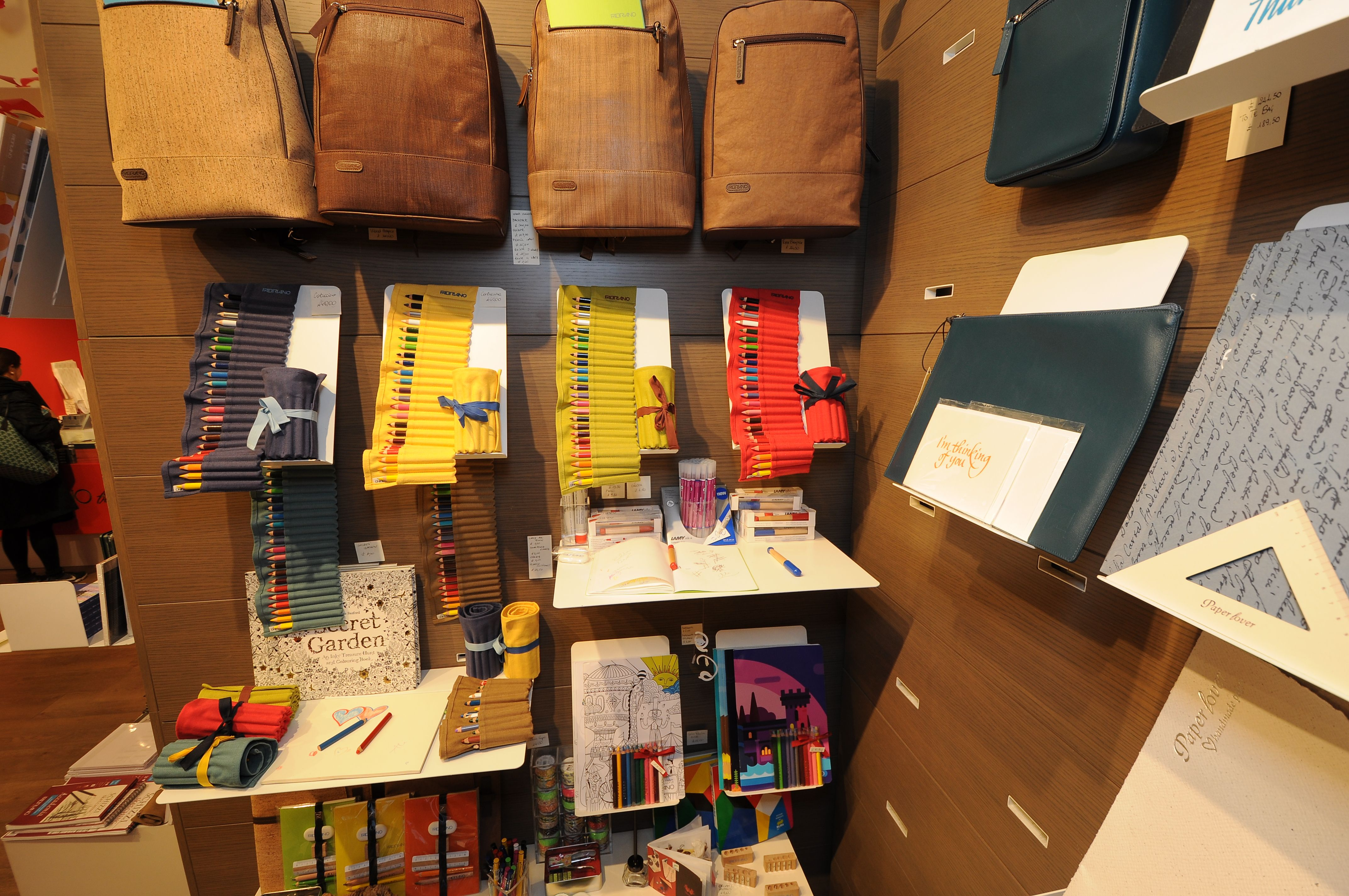 Fabriano Boutique, Marylebone, London