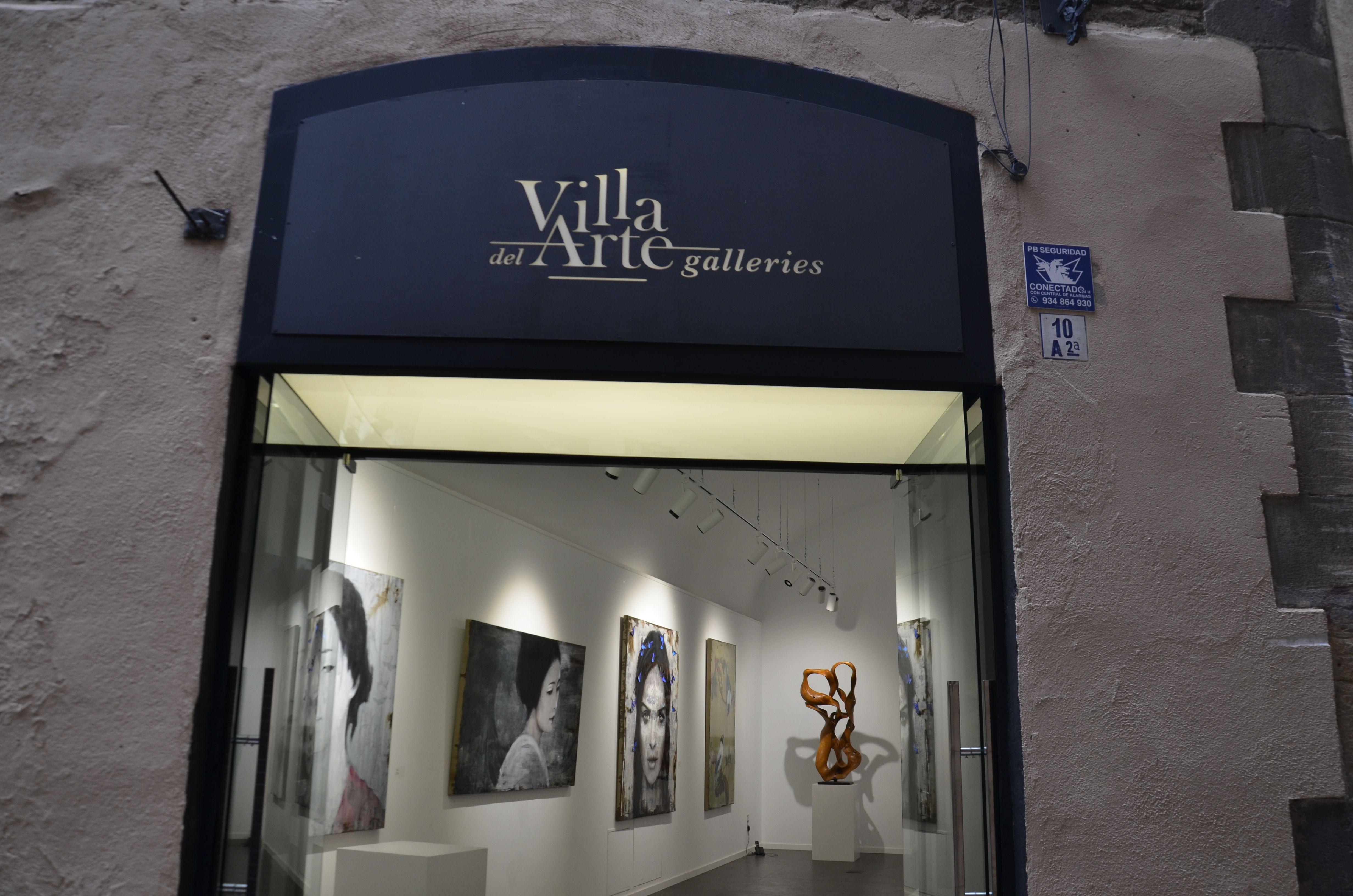 Villa del Arte Gallery, Barcelona