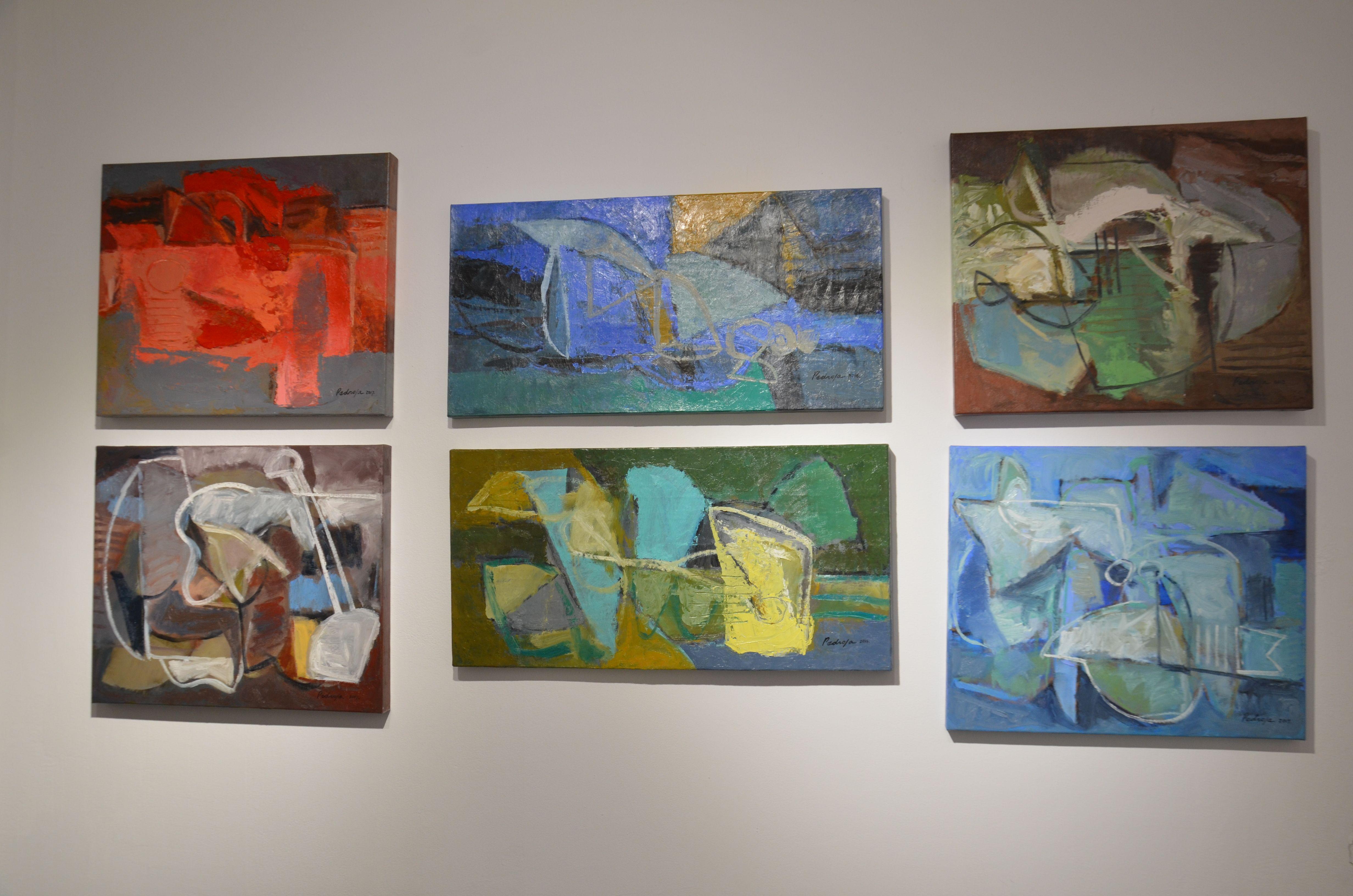 Mulas and Pedrosa Gallery, Barcelona