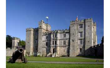 Chillingham Castle, Northumberland, UK