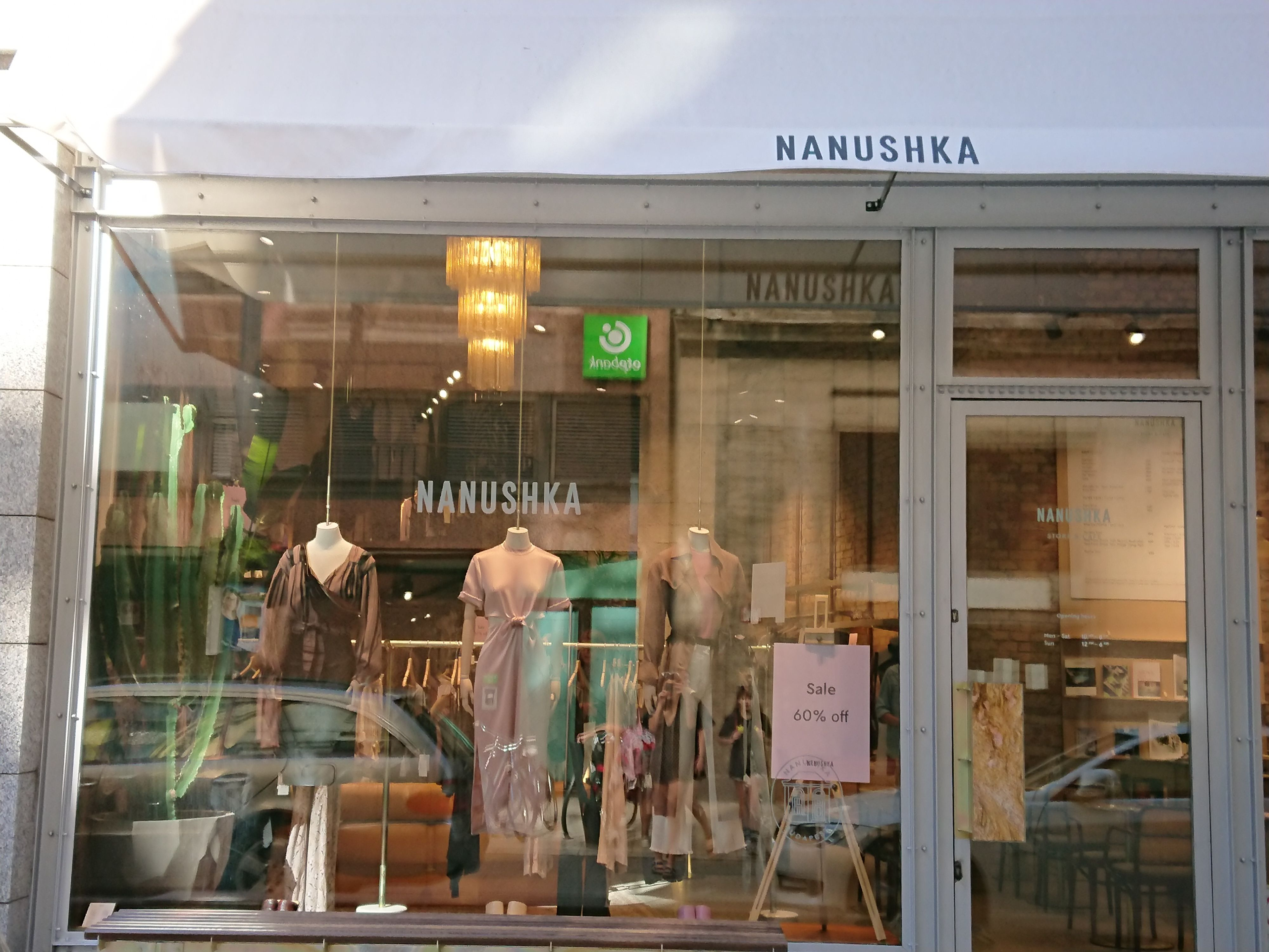 Nanushka Store and Cafe