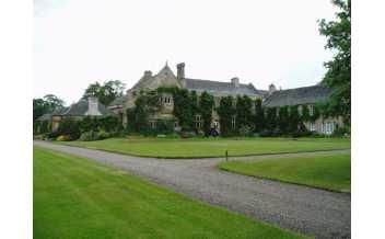 Monteviot House, Jedburgh, Scotland