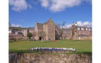 Mary Queen of Scots Visitor Centre, Queen Street, Jedburgh, Scotland