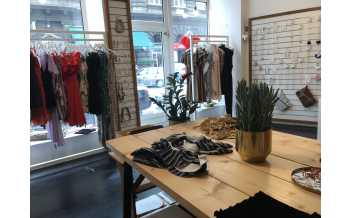 Latomas fashion boutiques, Budapest