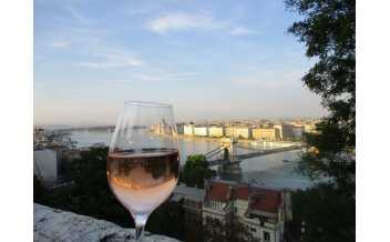 Wine Festival at Buda Castle, Budapest