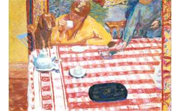 Pierre Bonnard, Coffee 1915. Tate