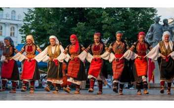 Festival of Folk Arts, Buda Castle, Budapest