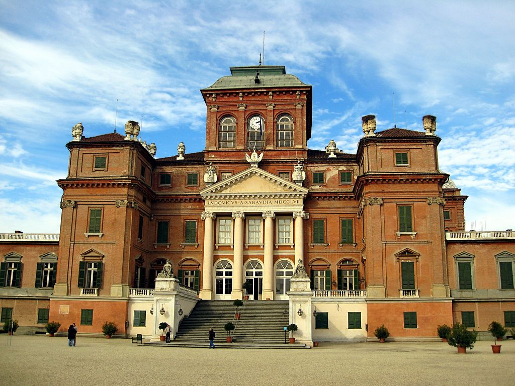 The Royal Castle of Racconigi, Racconigi (CN), Piedmont, Italy