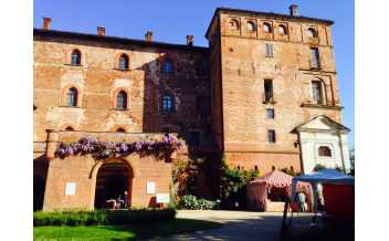 Castle of Pralormo, Pralormo (Turin), Piedmont, Italy