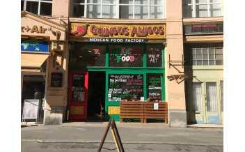 Gringos Amigos Mexican restaurant, Budapest