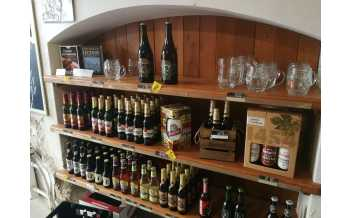 Czech Beer Shop, Prague