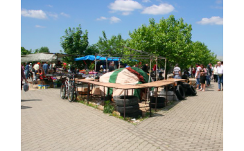 Bakancsos Market, Budapest