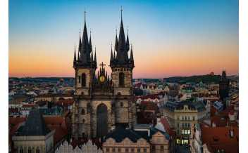 Church of Our Lady Before Týn, Prague