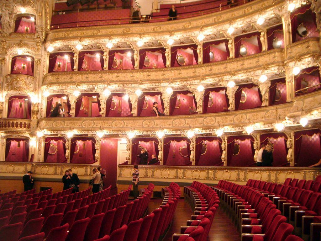 State Opera, Prague