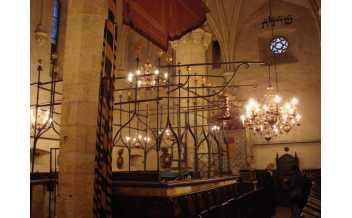 Old New Synagogue, Prague