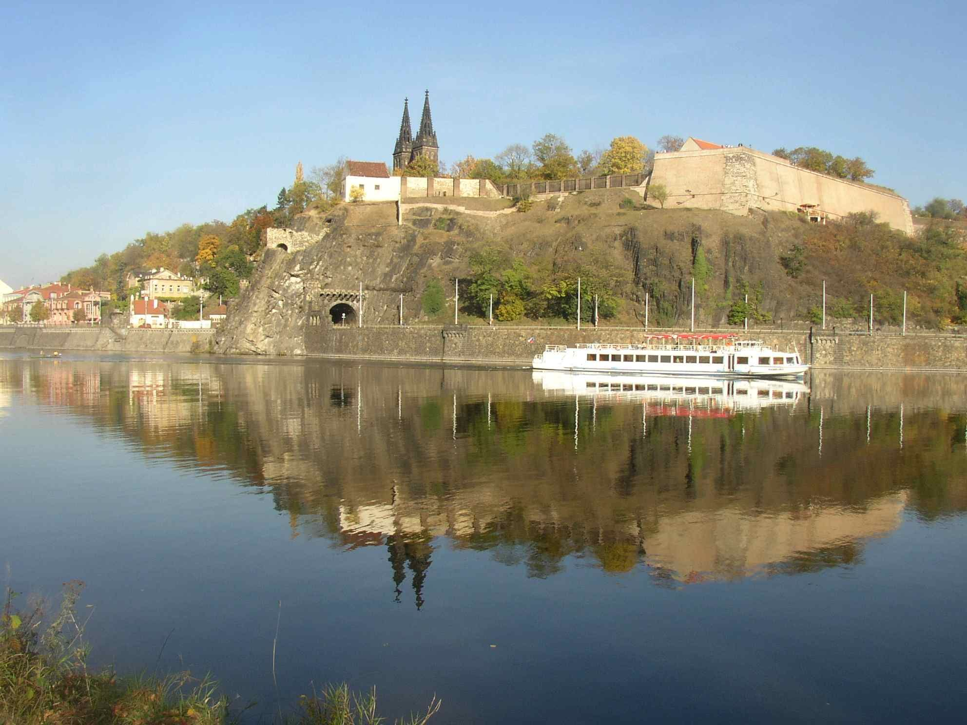 Vysehrad Fort, Prague