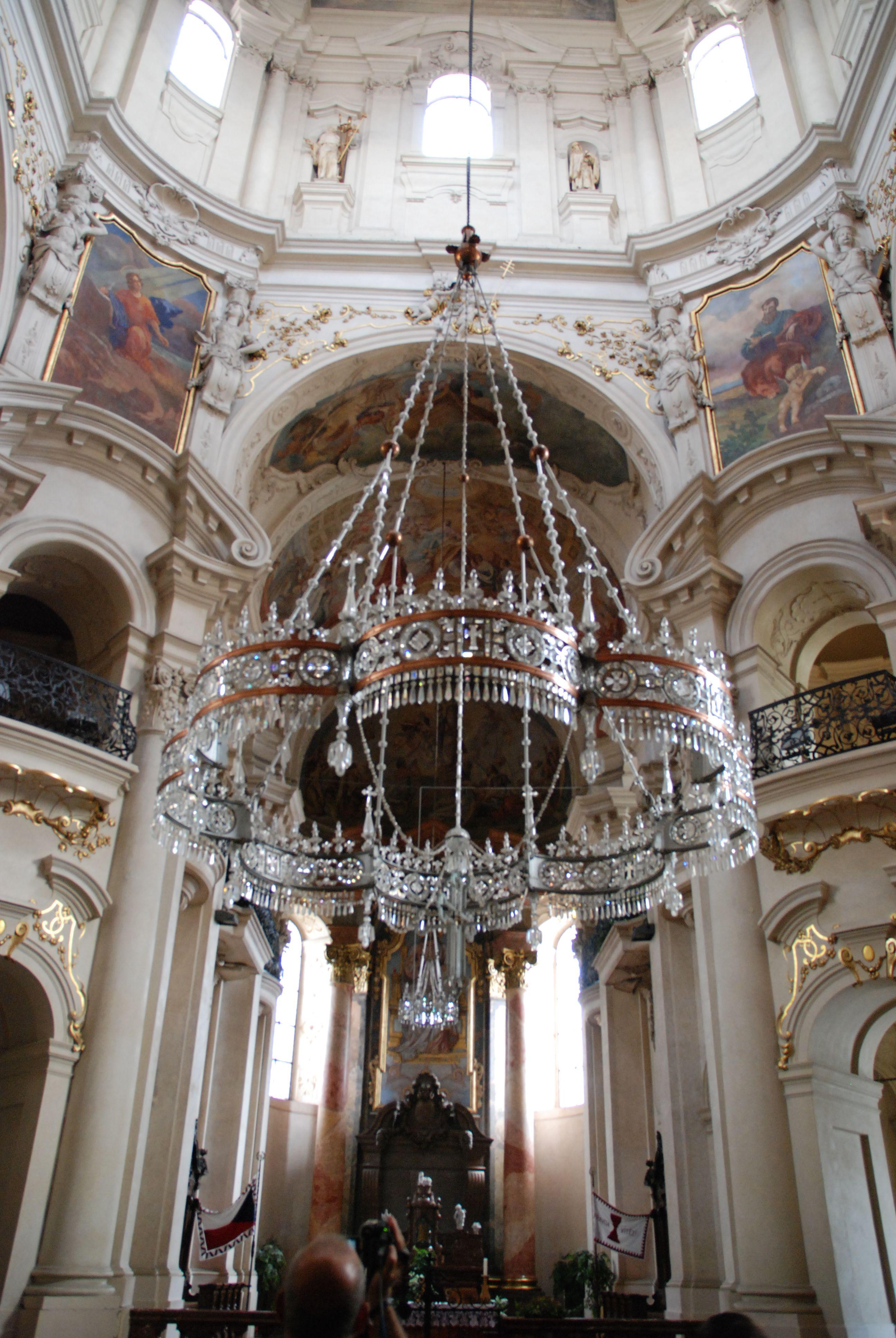 St. Nicholas Church, Old Town Square, Prague