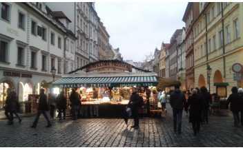 Havel Market, Prague