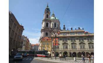 St. Nicholas Church, Lesser Town, Prague
