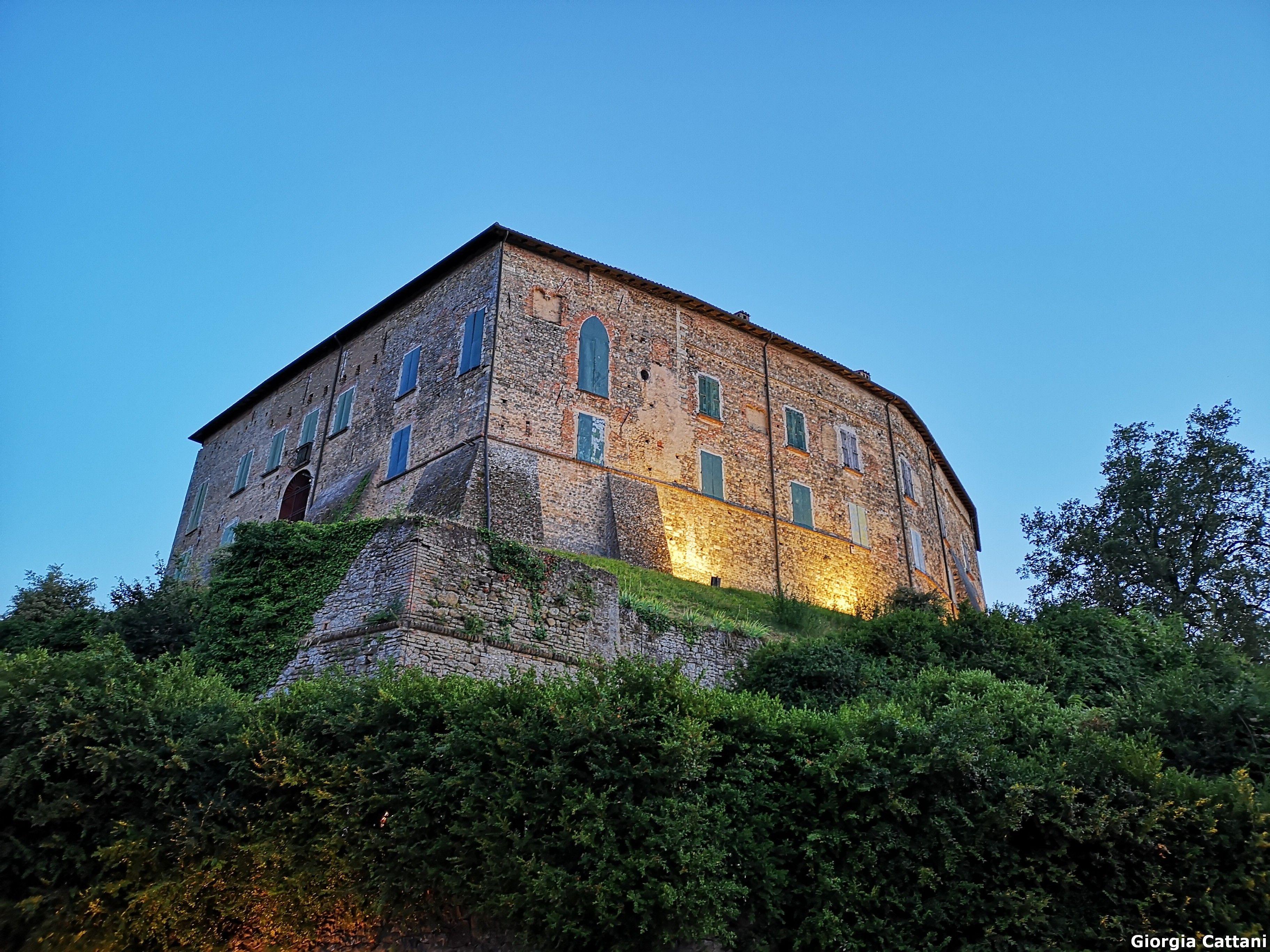 Bianello Castle, Quattro castella, RE