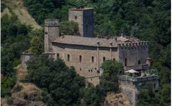 Gropparello castle, Gropparello PC