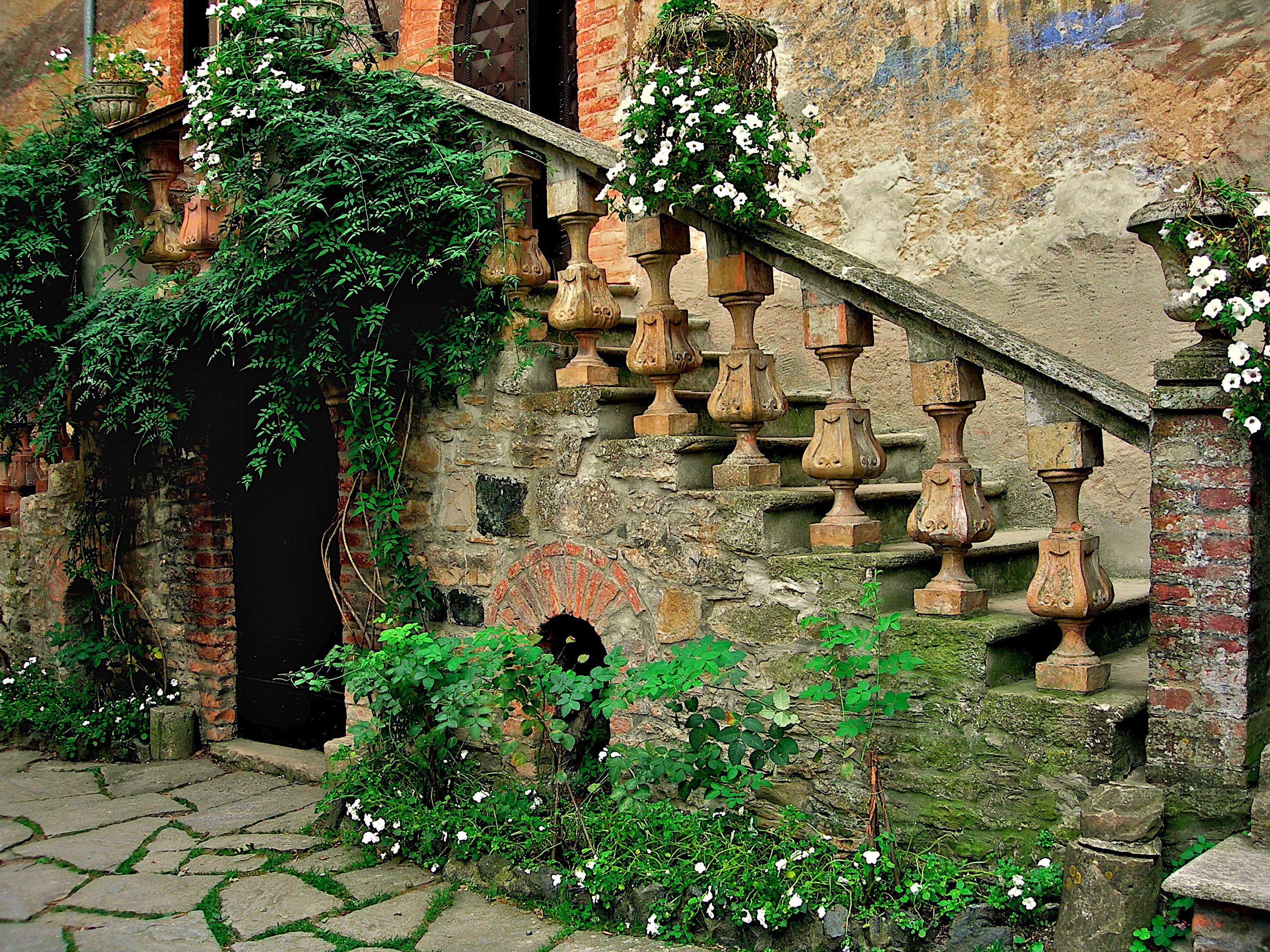 scala del castello
