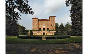 Castle of Agliè, Agliè (Turin), Piedmont, Italy