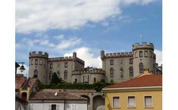 Castle of Costigliole d'Asti, Costigliole d'Asti (Asti), Italy