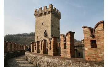 Vigoleno castle, Vernasca PC