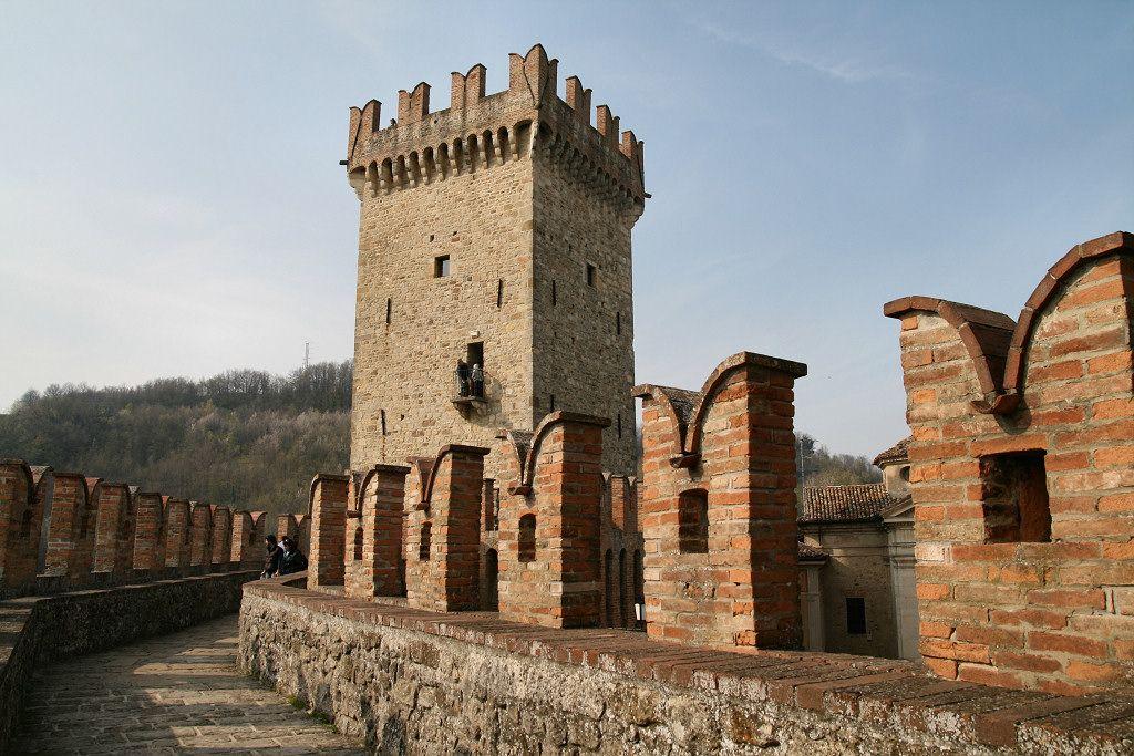 Vigoleno castle, Vernasca PC