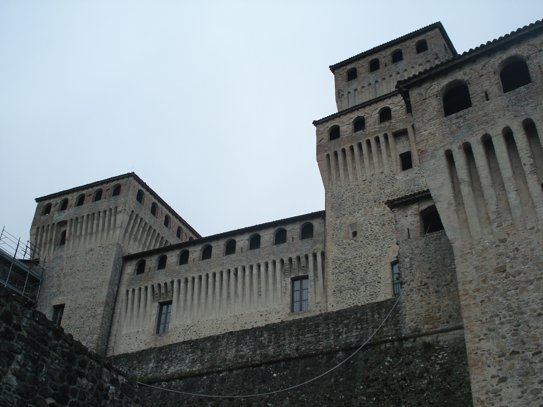 Torrechiara castle, Langhirano PR