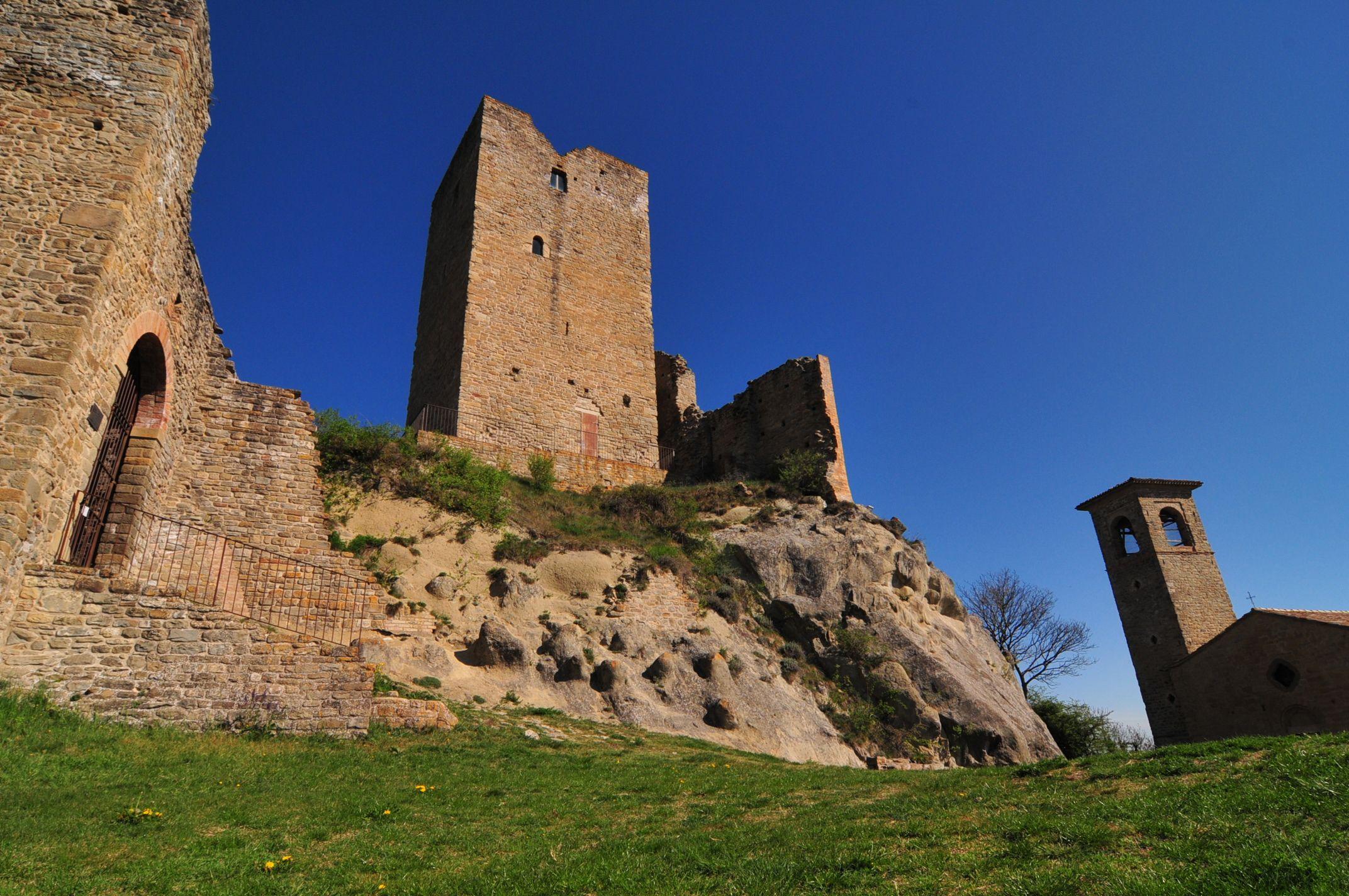 Carpineti castle, Carpineti RE