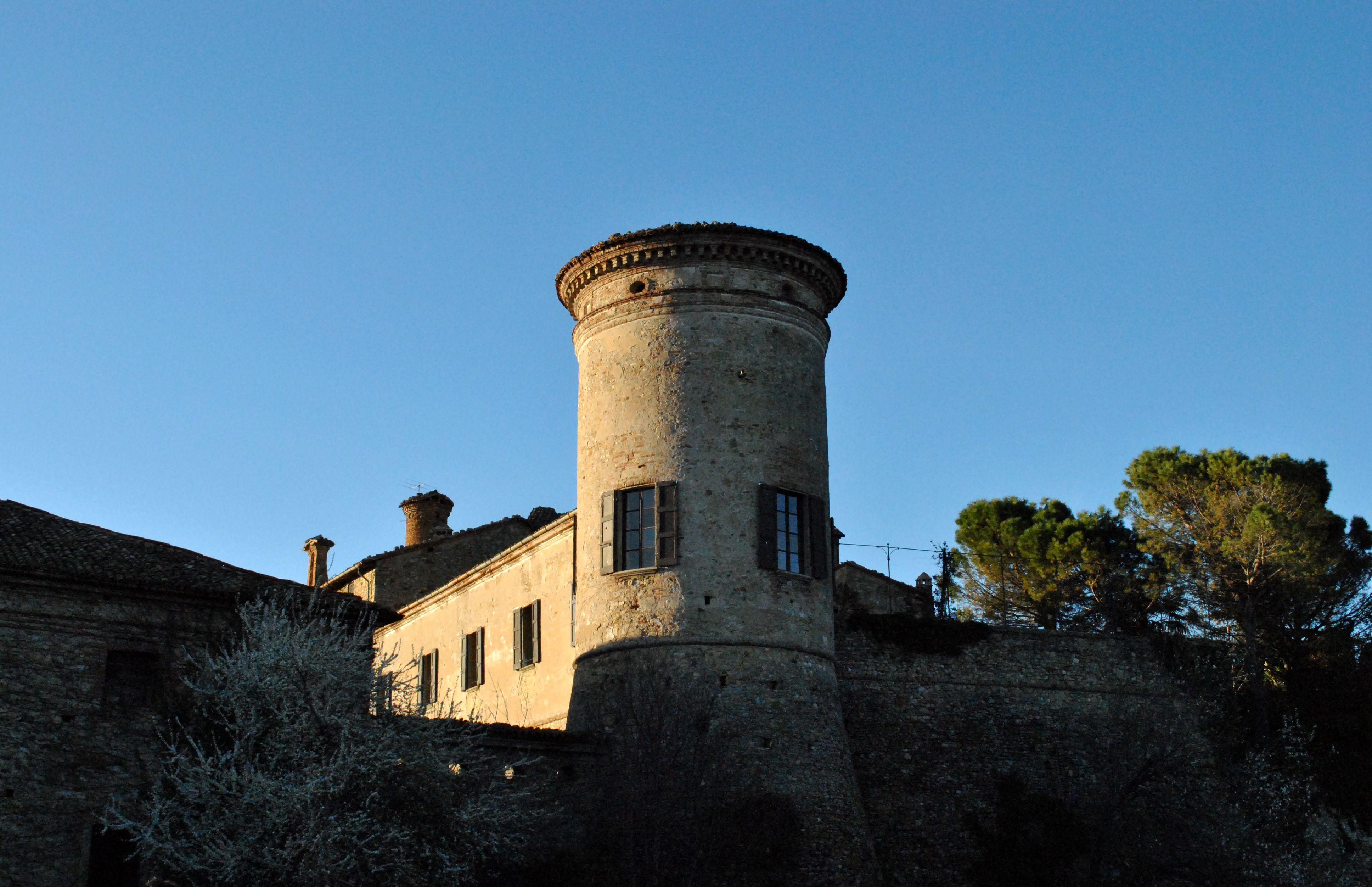 Scipione castle, Salsomaggiore terme PR