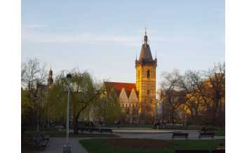New Town Hall, Prague