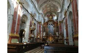 Church of St. Ignatius, Prague