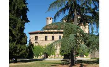 Castle of Manta, Manta di Saluzzo, Piedmont, Italy