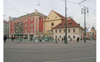 Republic Square, Prague