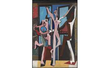 Les Trois danseuses, Pablo Picasso, 1925, Tate Gallery, Londres, Photo © Tate Gallery, Londres © Succession Picasso