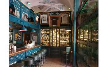 Absintherie, Bar and Museum, Prague