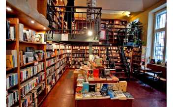 Globe Bookstore and Cafe, Prague