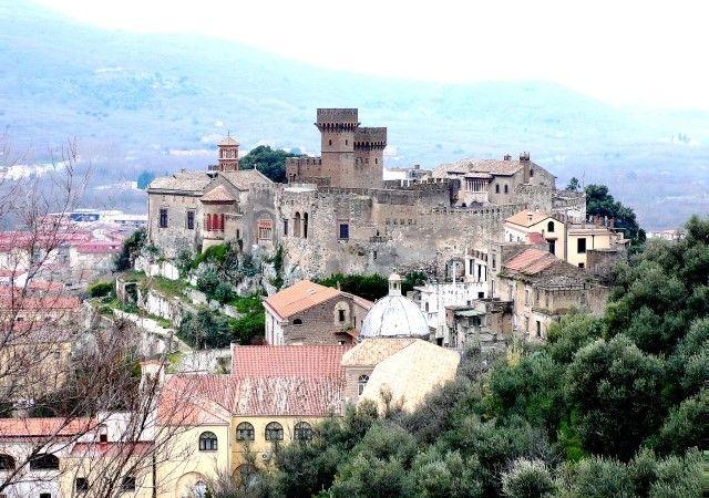 Lancellotti Castle, Lauro, Campania, Italy