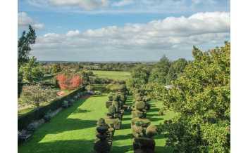 Mount Ephraim Gardens, Kent, England