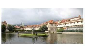 Wallenstein Gardens and Palace, Prague